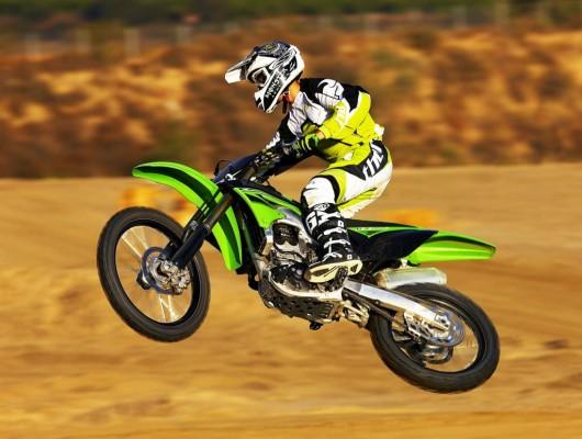 Kawasaki hat KX-Modelle überarbeitet