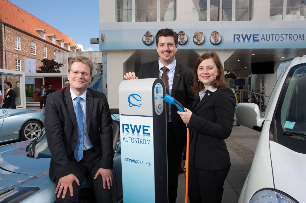 Kieler Woche: Renault und RWE präsentieren Elektromobilität