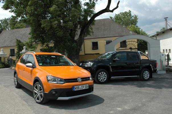 Kleiner Abenteurer im Offroad-Look: VW lässt mit Cross schon vierte Polo-Variante starten