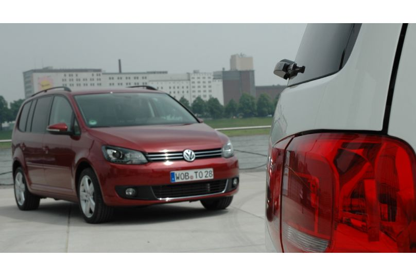 Kompakter Familien-Volkswagen: VW kündigt neuen Touran für Mitte August an