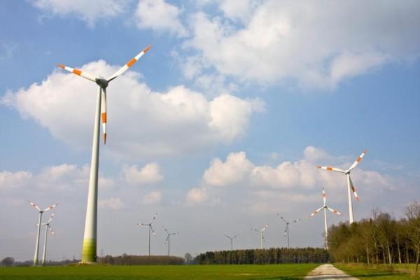Kraftstoff aus Windenergie