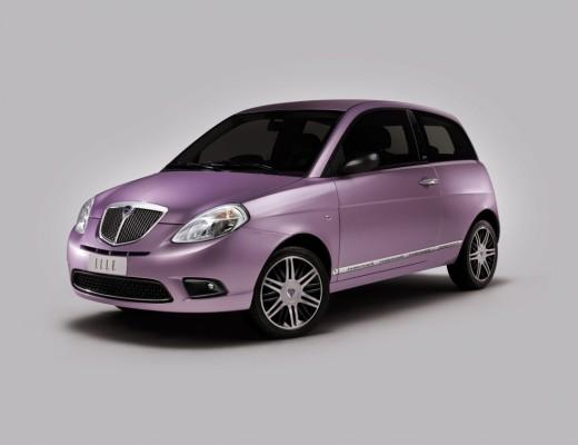 Lancia Ypsilon ''Elle'' ab sofort bestellbar