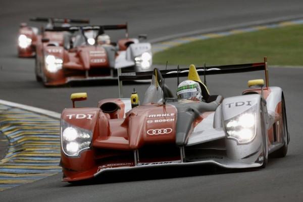 Le-Mans-Sieger Audi R15 TDI kommt nach Goodwood