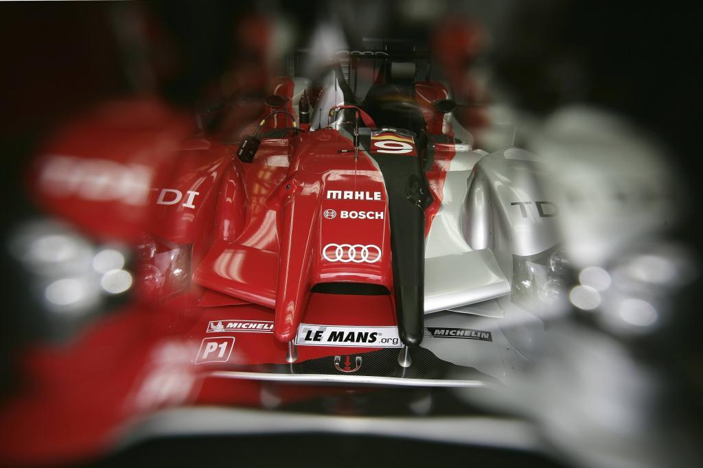 Le Mans: Startaufstellung