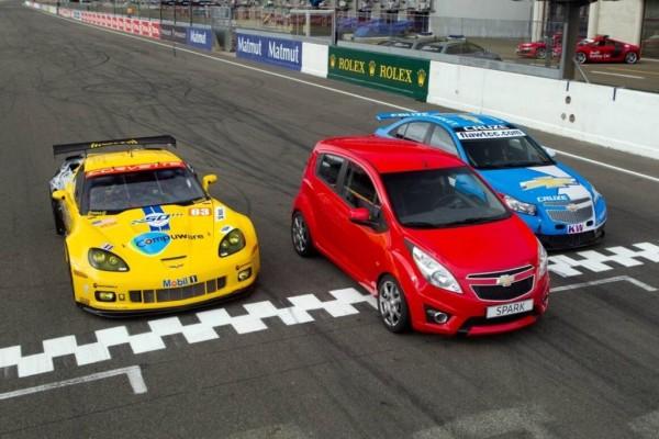 Le Mans: Unterstützung für die Chevrolet Corvette