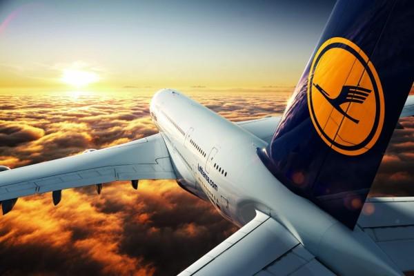 Lufthansa übernimmt A 380: Der größte Kranich fliegt