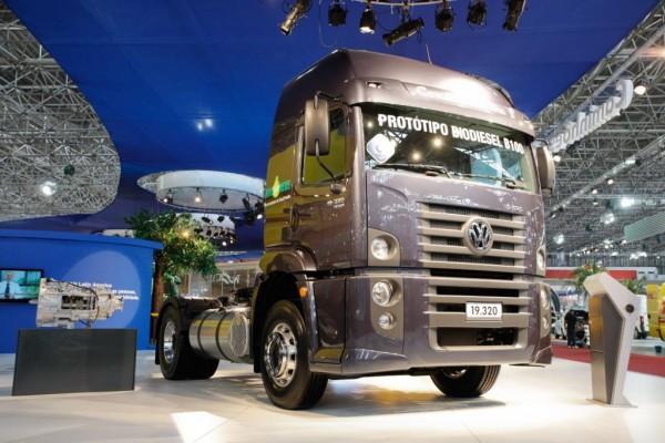 MAN führt in Brasilien Lkw für reinen Biodiesel ein