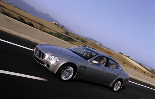 Maserati plant Einstiegsmodell