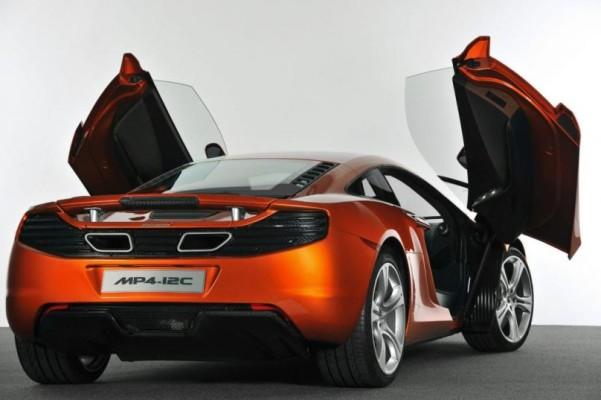 McLaren MP4-12C: Sportlich-britischer Eigensinn