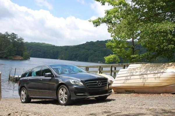 Mercedes-Benz R-Klasse: Neue Generation macht den Weg zum Ziel