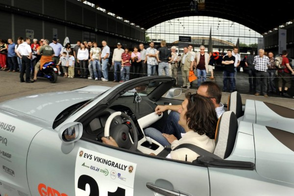 Messe Electric Avenue: Starthilfe für E-Autos