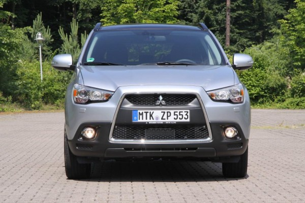 Mitsubishi ASX bekommt ab 2012 französische Brüder