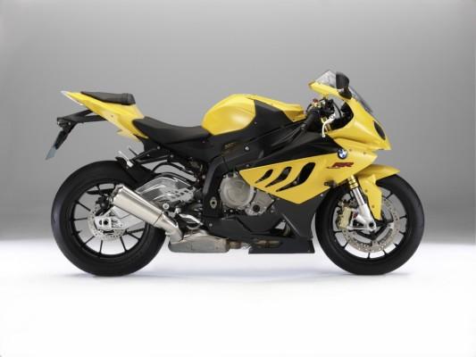 Neue Farben für BMW-Motorräder
