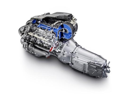 Neuer Achtzylinder von AMG verbraucht ein Viertel weniger