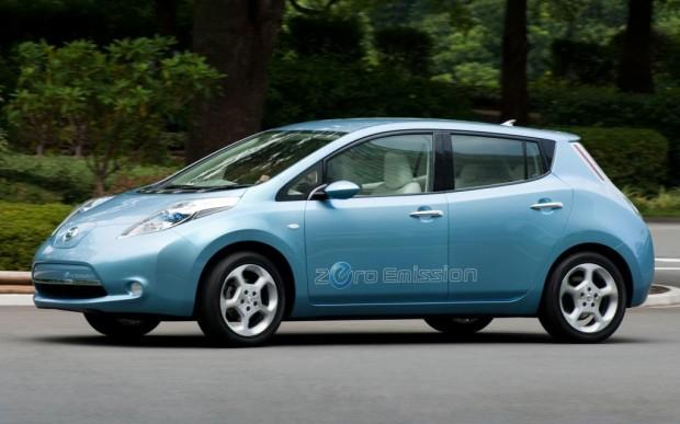 Nissan und RWE vereinbaren Kooperation