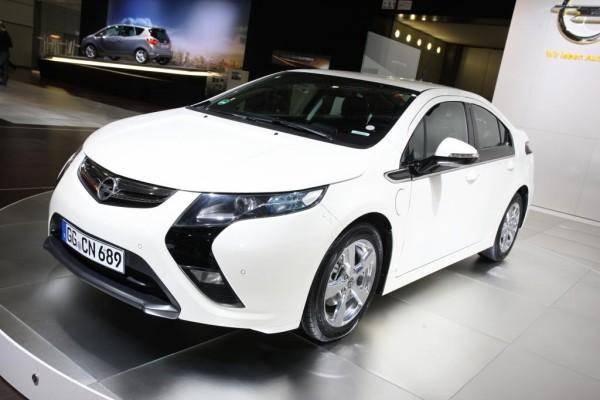 Opel Ampera ist ''Innovation des Jahres''