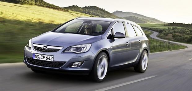 Opel bringt Astra Sports Tourer