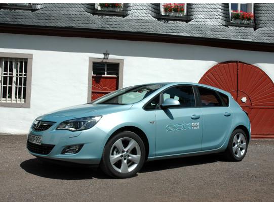 Opels Öko-ABC von A wie Agila bis Z wie Zafira: Mit Astra schon 33 Ecoflex-Modelle