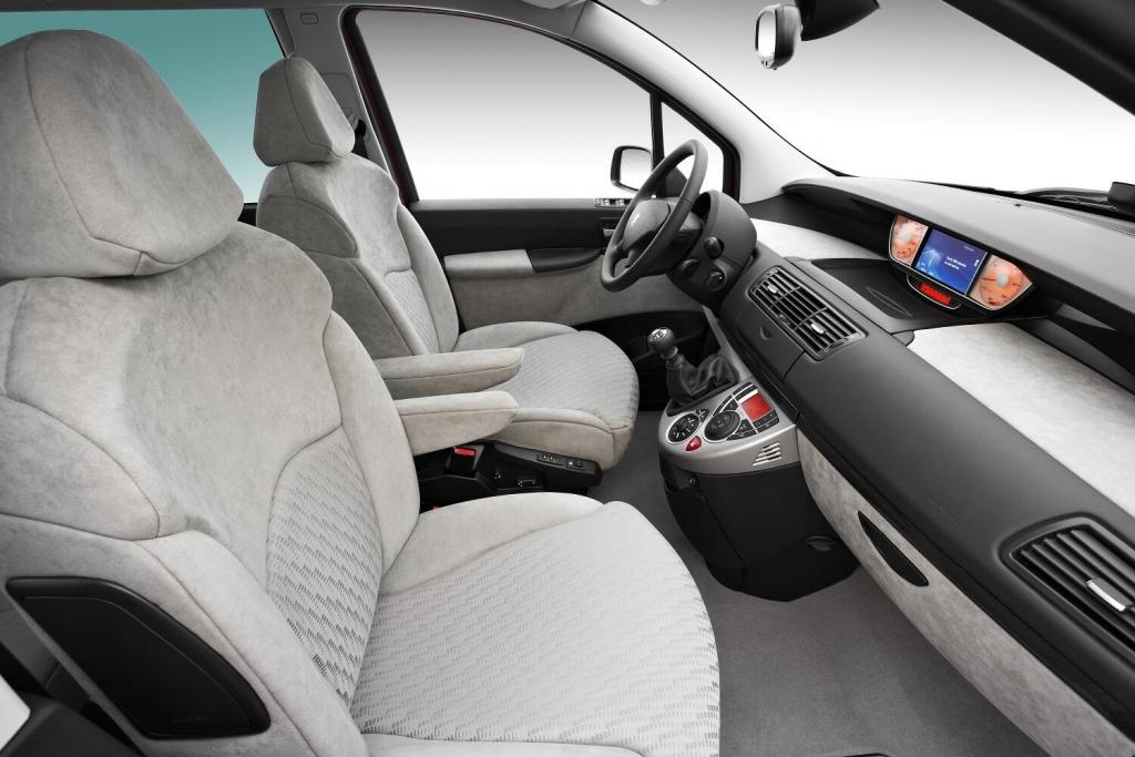 Peugeot 807 preiswerter und sauberer