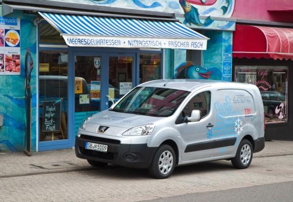Peugeot bietet Kühlausbau für Boxer, Partner und Expert