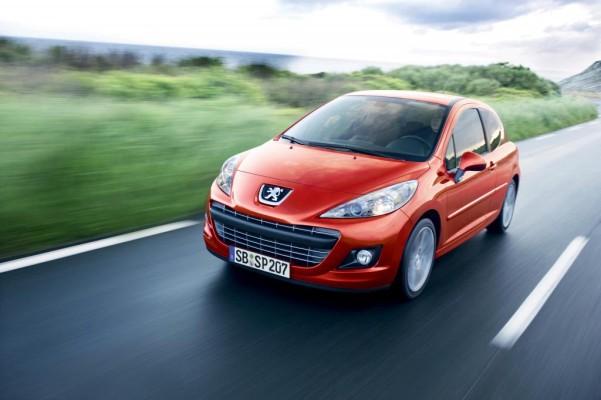 Peugeot bringt 207 Sportium