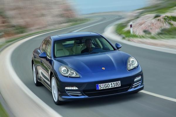 Porsche senkt den Verbrauch des Panamera