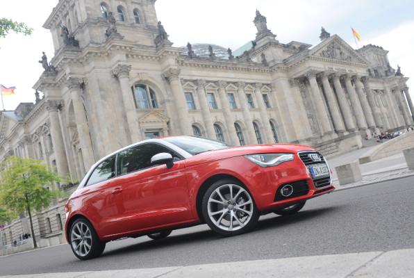 Pressepräsentation Audi A1: Frischer Wind aus Ingolstadt