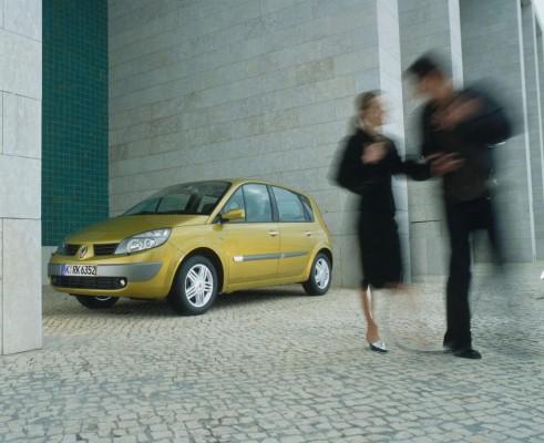Rückruf für Renault Scenic