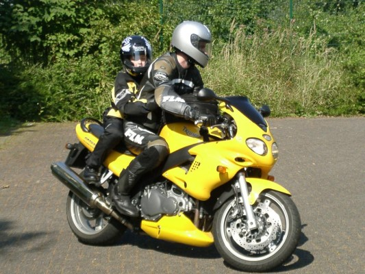 Ratgeber Motorradurlaub: Kinder als Sozius