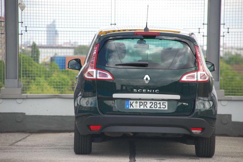 Renault Scénic TCe 130 Dynamique: