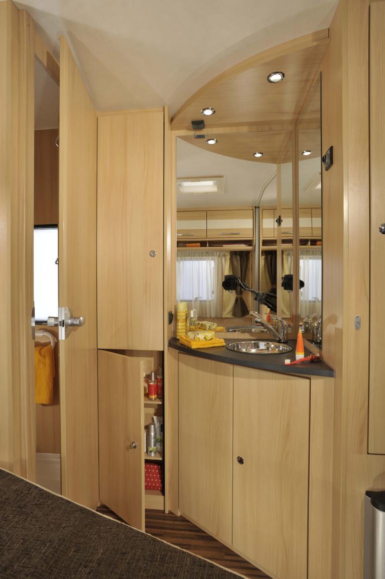 Sunlight strafft Caravan-Programm für das Modelljahr 2011