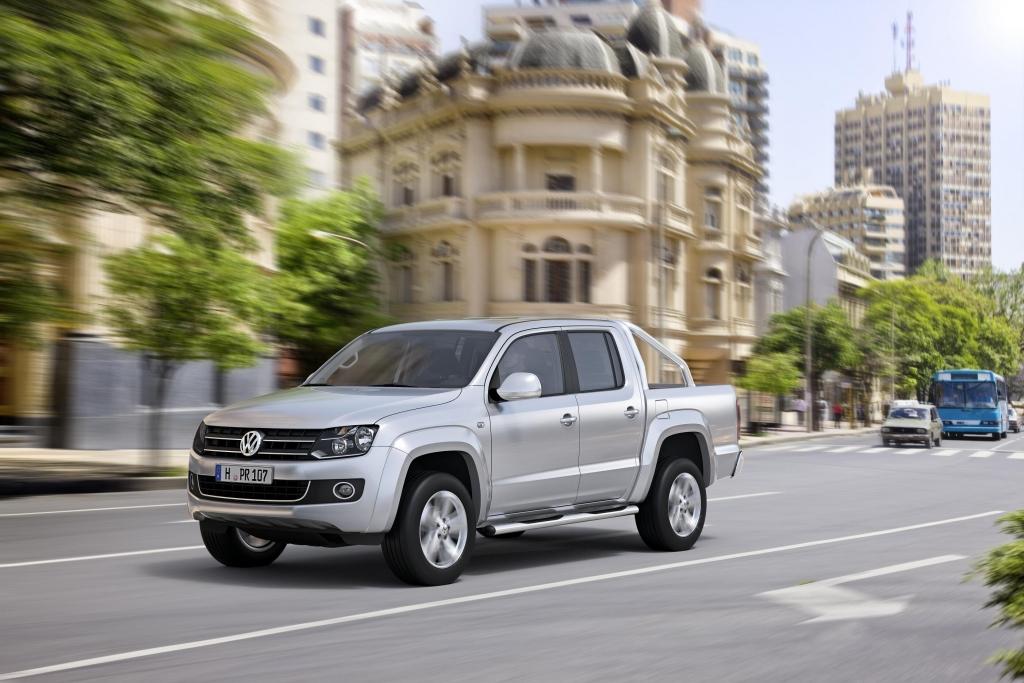VW Amarok: Der Lust-Laster