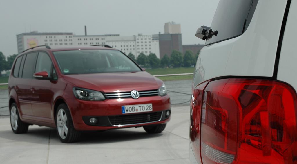 VW Touran: Der Familien-Volkswagen ist bei uns klarer Marktführer im Kompaktvan-Segment.