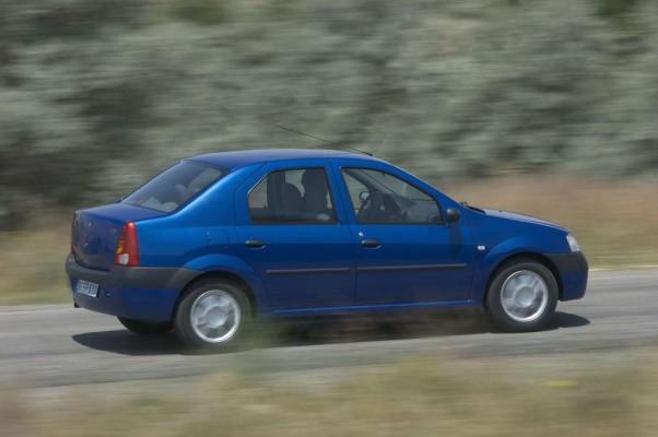 Verkauf des Dacia Logan in Deutschland eingestellt