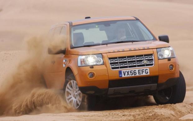 Verkaufserfolg für Land Rover Freelander