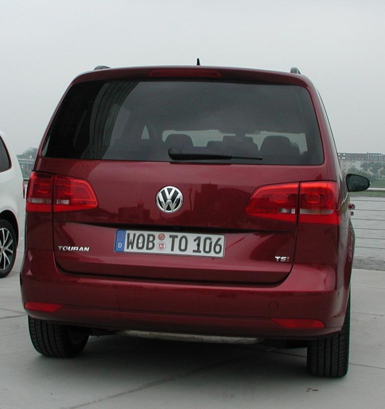 Volkswagen Touran.