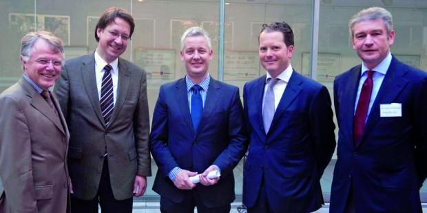 Volkswagen neuer Partner der ''Niedersachsen Allianz für Nachhaltigkeit''