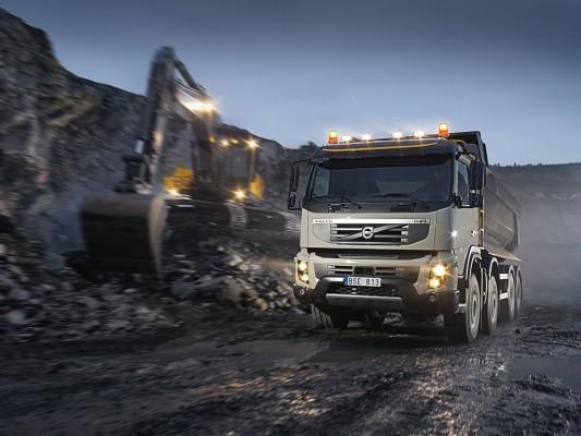 Volvo FMX: Der FM fürs Gelände