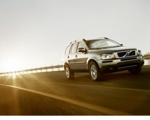 Volvo XC 90 jetzt auch mit Frontantrieb