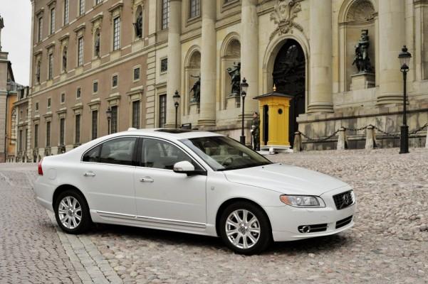 Volvo ist Autopartner bei königlicher Hochzeit in Schweden