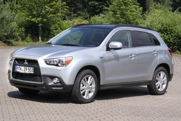 Vorstellung Mitsubishi ASX: Japaner schärfen Markenbild