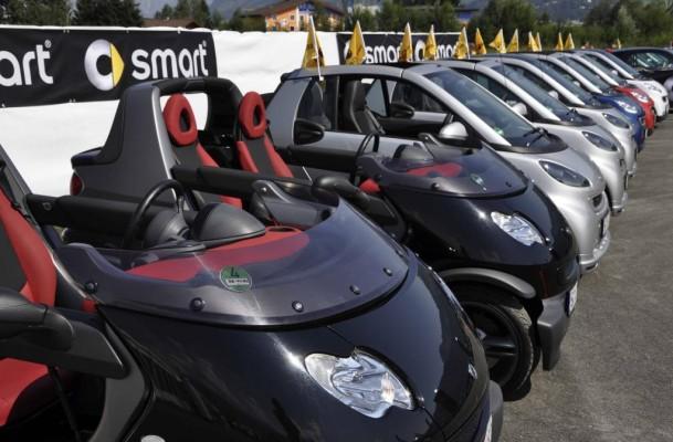 Weltweit größte Treffen von smart Fans in Österreich