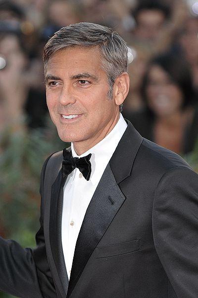 Wer wäre Ihr Lieblingsbeifahrer? George Clooney.