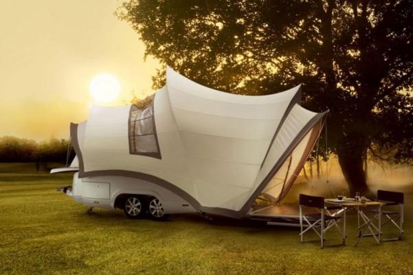 Ysin Opera Caravan: Die Land-Yacht