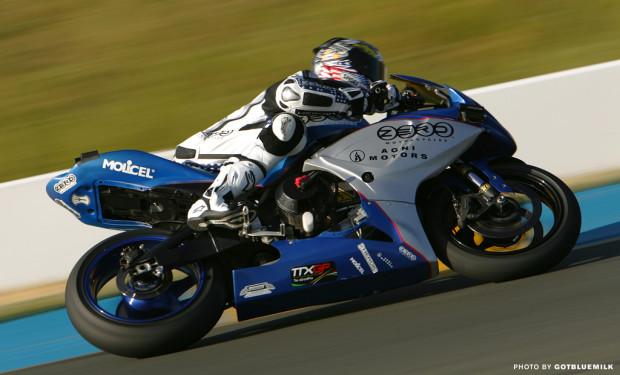 Zero gewann erstes Elektromotorradrennen in Nordamerika