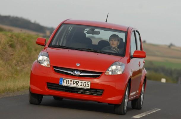 Zinsfreie Finanzierung des Subaru Justy
