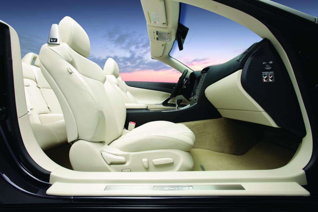 ((BU, s. Kommentar)) Fahrbericht Lexus IS C: Luxuriöser Leisetreter