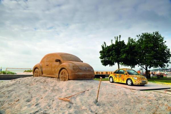 ''New Beetle Sunshinetour'' mit Anmelderekord