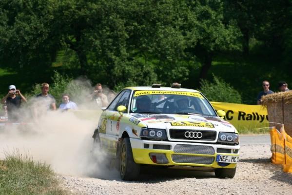 ADAC-Rallye Baden-Württemberg mit internationalem Starterfeld