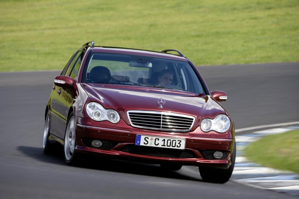 AMG-Historie: Mercedes-Benz C32 AMG von 2001